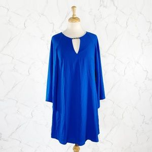 NEW Vince Camuto Flowy Wide Bell Sleeve Dress